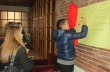 """Горнооряховски ученици се включиха в антиспин кампанията """"Да продължим пътя"""""""