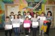 """Осем ученици от СОУ """"Вичо Грънчаров"""" с медали от международното състезание """"Математика без граници"""""""