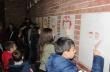 Децата от Общински детски комплекс рисуваха народните будители
