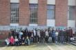 20-метрова рисунка на горнооряховски деца украси сградата на Младежкия дом