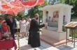 """Осветиха новата чешма в храм """"Св. Трисветители"""", изградена с дарения на горнооряховчани"""