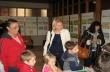 Децата от ОДК подредиха изложба с произведения от летните дейности