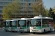 Четири автобуса рекламират Горна Оряховица