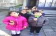 """Детелини с правила за толерантност раздадоха на хората във Върбица децата от ЦДГ """"Слънчице"""""""
