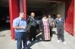 Инж. Добрев поздрави горнооряховските пожарникари по повод професионалния им празник