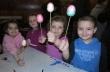 Деца от детските градини твориха и се забавляваха в Благовещенско-Великденска работилница