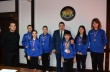 """Инж. Добромир Добрев се срещна с медалисти на горнооряховския """"Хемус таекуондо център"""""""