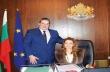 Две единадесетокласнички управляваха днес Община Горна Оряховица