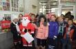 """Метър и половина писмо до Дядо Коледа изпратиха второкласници от СУ """"Вичо Грънчаров"""""""