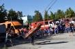 С демонстрации на техника и спасителна акция започна Седмицата на пожарната безопасност