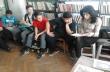 Петокласници от Долна Оряховица се включиха в ''Национално ученическо четене на Чудомирови разкази''
