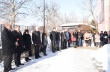 Общинското ръководство уважи честването за 142 години от рождението на Буров в едноименната гимназия