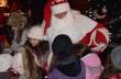 Дядо Коледа и децата на Горна Оряховица запалиха заедно празничните светлини на елхата