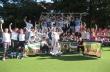 """Ученици от ОУ """"Иван Вазов"""" направиха празник на открито, посветен на спорта и здравословното хранене"""