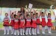 """Златни медали завоюваха малките мажоретки от ДГ """"Здравец"""" на Националния фестивал в Шумен"""
