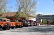 25 машини участваха в първия по рода си парад на спасителна и пожарна техника в Горна Оряховица