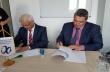 Инж. Добрев подписа договор за финансиране на проект за виртуален музей по програма Румъния-България
