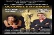 """Милица Гладнишка и Филип Аврамов гостуват на горнооряховска сцена с """"Оскарите в музиката"""""""