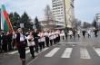 Голямо българско хоро извиха в центъра на града горнооряховчани навръх Националния празник