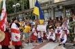 "Фолклорни ритми от пет държави огласиха горнооряховския площад ""Георги Измирлиев"""