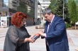 Вградиха капсула с послание към бъдещите поколения в обновения център на Горна Оряховица