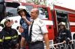 """Горнооряховските пожарникари и децата от ДГ """"Ален мак"""" проиграха заедно учебна евакуация"""