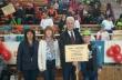 Потребители на социални услуги от Горна Оряховица се включиха в спортен празник