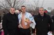 34-годишният Николай Жеков за пети път извади кръста от р. Янтра край Първомайци